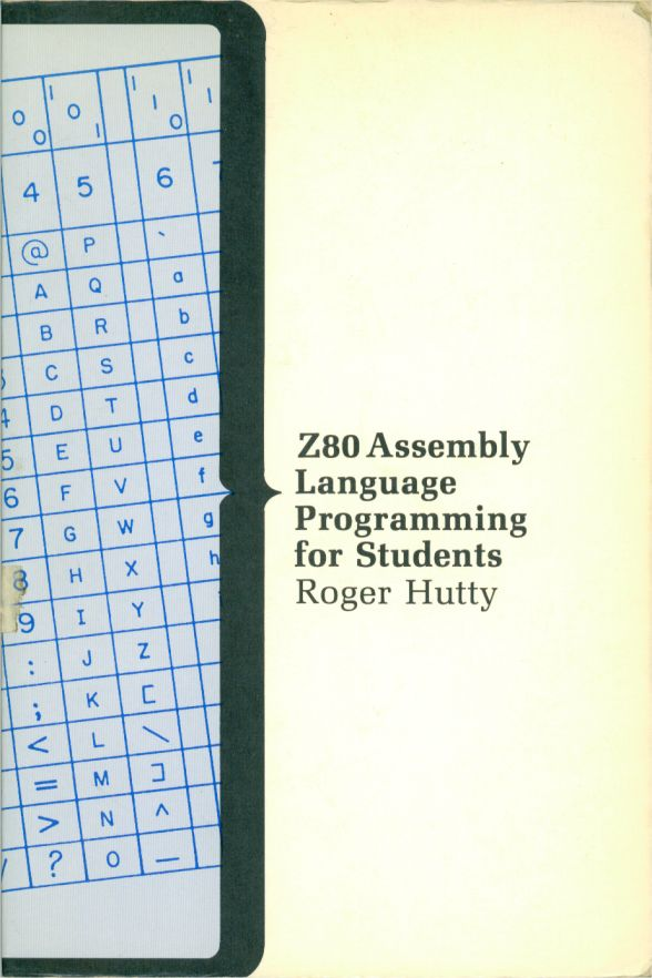 Z80 Assembly Language Programming for Students image, screenshot or loading screen