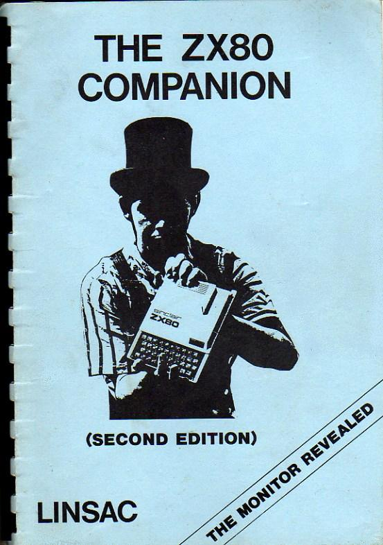 The ZX80 Companion image, screenshot or loading screen