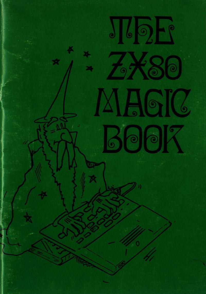 The ZX80 Magic Book image, screenshot or loading screen