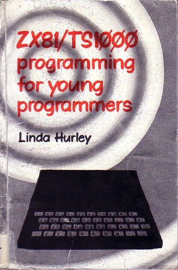 ZX81/TS1000 Programming for Young Programmers screen