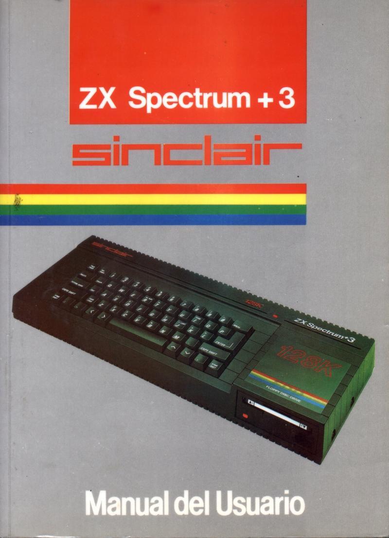ZX Spectrum +3 Manual screenshot