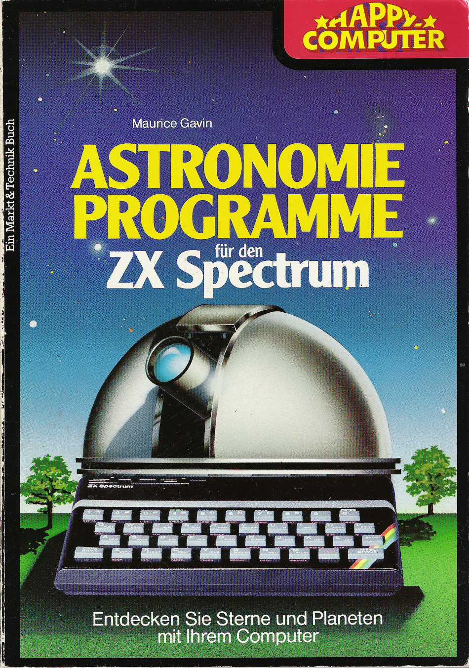 ZX Spectrum Astronomy: Discover the Heavens on Your Computer screenshot