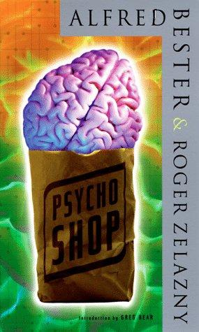 Psychoshop by Roger Zelazny