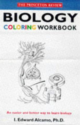 Biology coloring workbook by I. Edward Alcamo