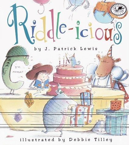 Riddle-Icious (Dragonfly Books)