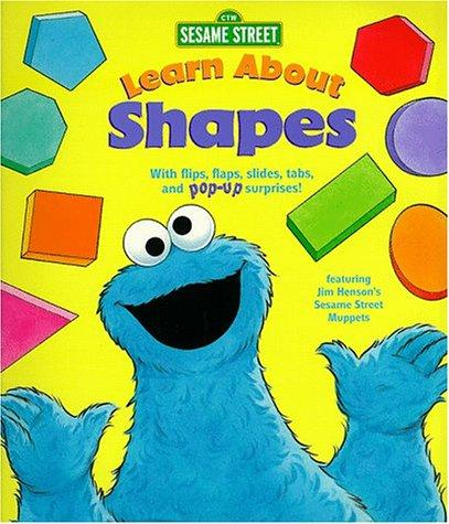 Sesame Street Learn About Shapes by Ron Van Der Meer