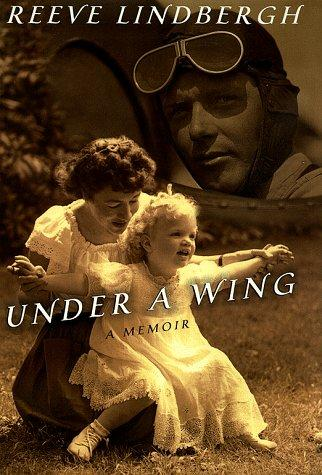 Under a wing