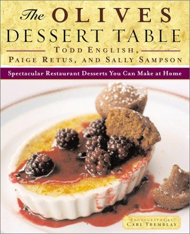 The Olives Dessert Table by Sally Sampson