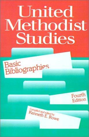 United Methodist Studies