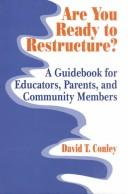 Are You Ready to Restructure?
