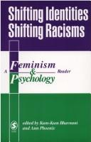 Image 0 of Shifting Identities Shifting Racisms: A Feminism & Psychology Reader