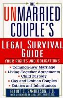 The unmarried couple's legal survival guide