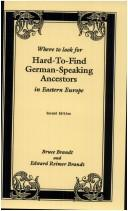 Where to look for hard-to-find German-speaking ancestors in eastern Europe