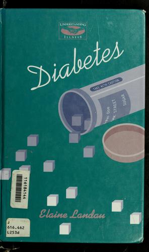 Diabetes by Elaine Landau
