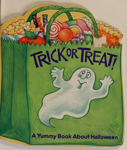 Trick or treat! by Michael Teitelbaum