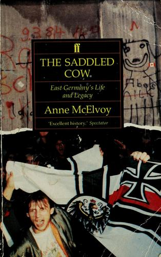 The saddled cow by Anne McElvoy