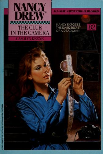 The clue in the camera by Carolyn Keene