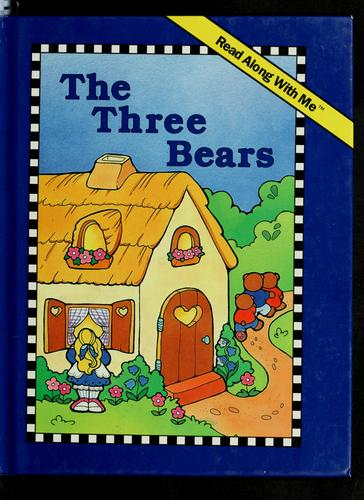 The three bears by Cindy West