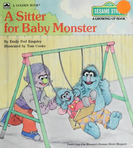 A sitter for baby monster by Emily Perl Kingsley