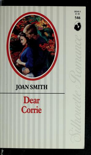 Dear Corrie by Joan Smith