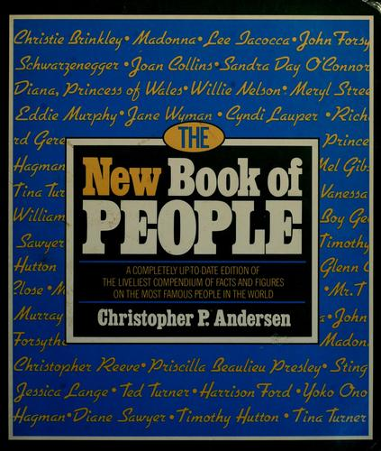 The new book of people by Christopher P. Andersen