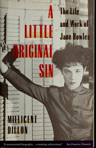 A little original sin by Millicent Dillon