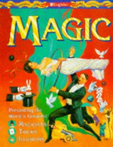 The Best-ever Book of Magic (Best-ever Book Of...) by Peter Eldin