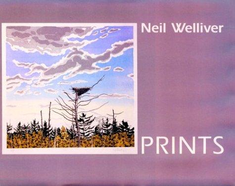 Neil Welliver by Neil Welliver