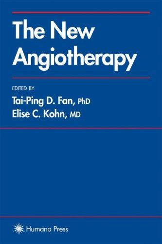 The new angiotherapy by