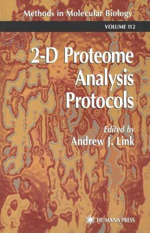 2-D proteome analysis protocols by