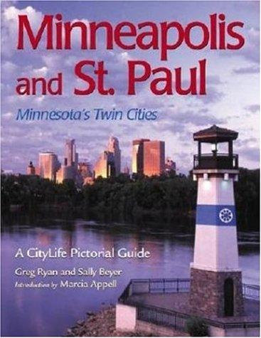 Minneapolis and St. Paul by Ryan, Greg