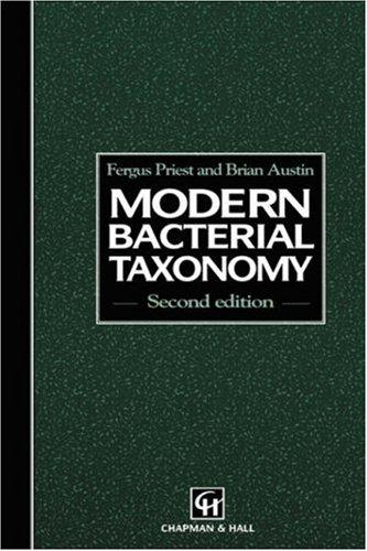 Modern bacterial taxonomy by F. G. Priest