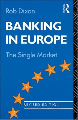 Banking in Europe