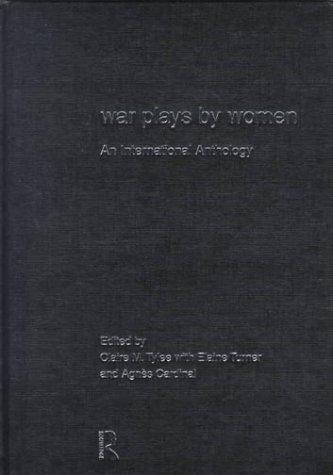War Plays by Women by Agnes Cardinal