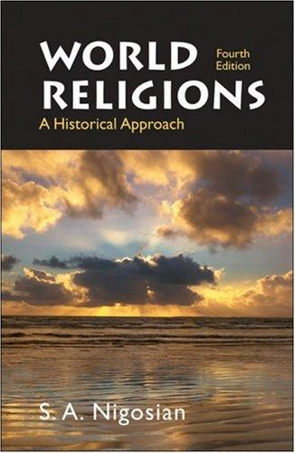 World Religions by Solomon A. Nigosian