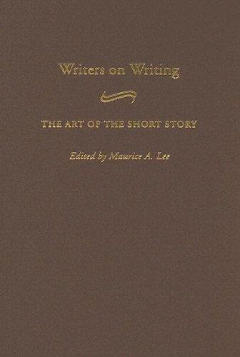 Writers on Writing by Maurice A. Lee