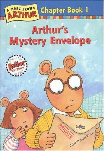Arthur's Mystery Envelope by Marc Tolon Brown