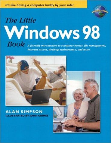 The Little Windows 98 Book by Alan Simpson