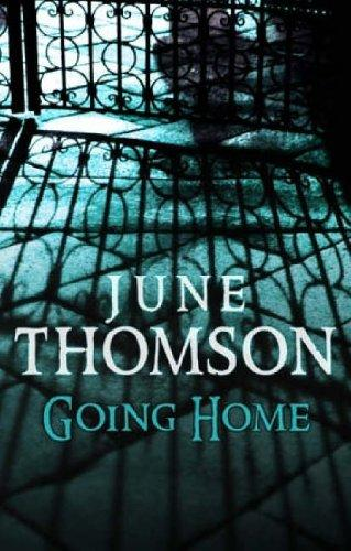 Going Home (Dci Jack Finch Mystery) (DCI Jack Finch Mystery) by June Thomson