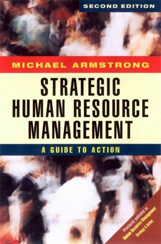 Strategic Human Resources Management by Michael Armstrong
