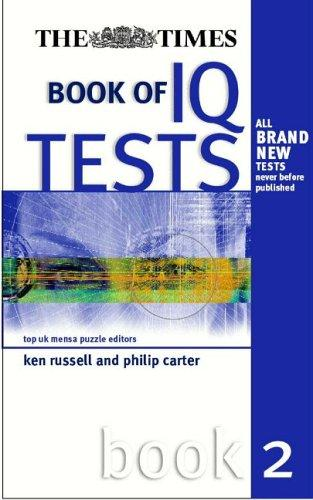 The Times Book of IQ Tests