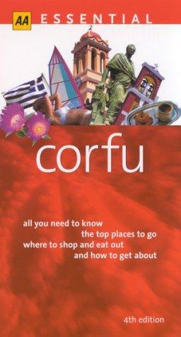 Essential Corfu (AA Essential)