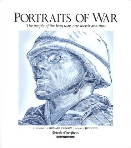 Portraits of War by Richard Johnson