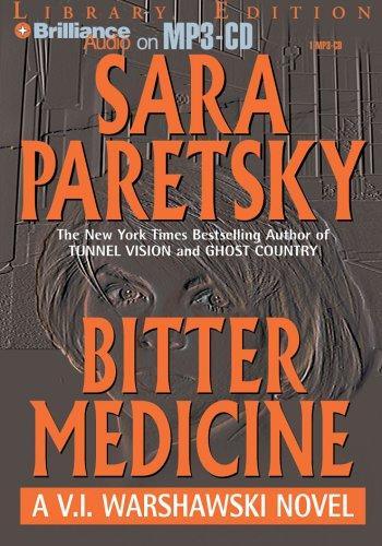 Bitter Medicine (V. I. Warshawski)