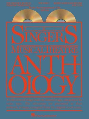 Singer's Musical Theatre Anthology – Volume 1