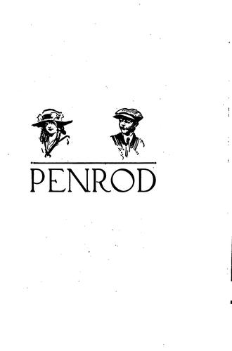 Penrod by Booth Tarkington