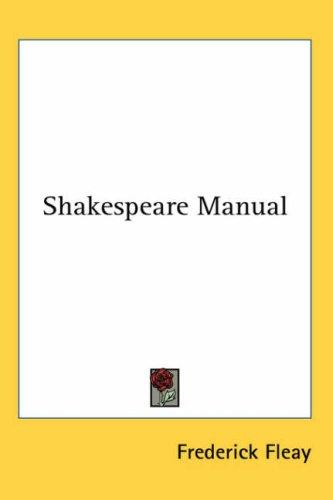 Shakespeare Manual