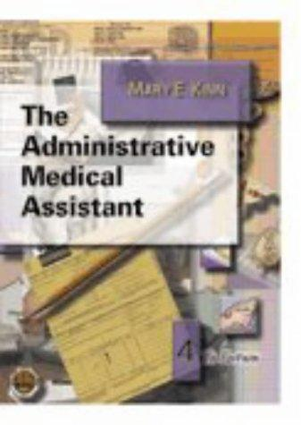 The administrative medical assistant by Mary E. Kinn
