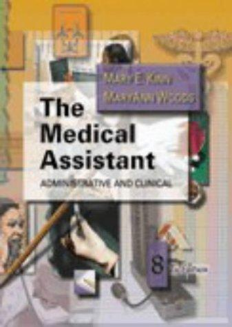 The medical assistant by Mary E. Kinn