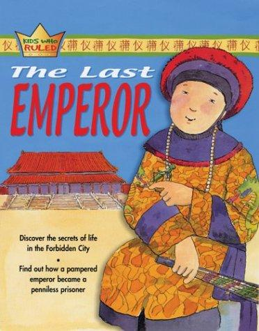 The Last Emperor by Jackie Gaff